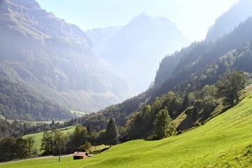 Gorgeous mountains in Switzerland
