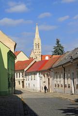 Old street in Bratislava