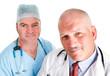 Handsome Medical Team