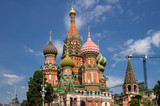 Fototapeta Saint Basils Cathedral at the Red Square