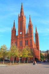 Wiesbaden, Marktkirche (Oktober 2014)