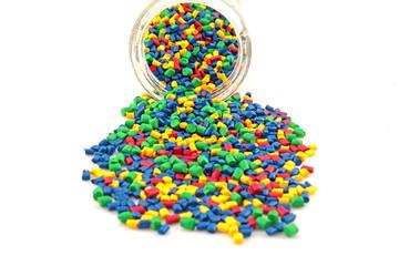 Kunststoffgranulat