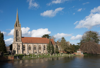 Marlow Church UK