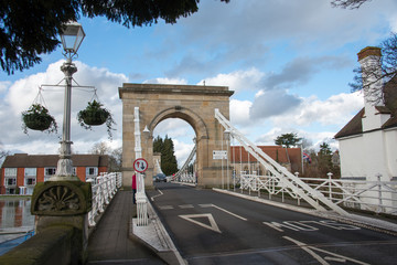Marlow Bridge UK