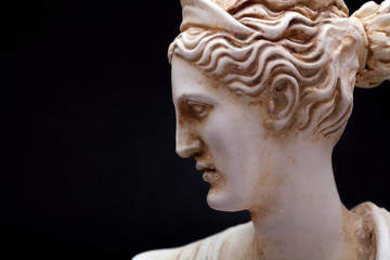 Artemis Olympian goddess