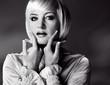 black & white beauty portrait-female 11