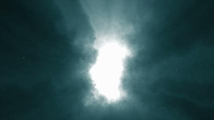 Door To Cloudy Heaven