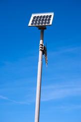 Antenna solar cell
