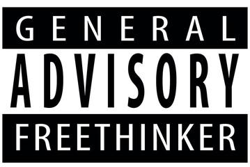 Advisory-Label
