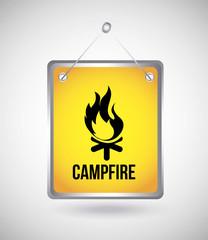 campfire design