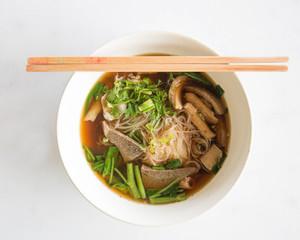 Noodle , Thai Noodle , Thai Noodle meat