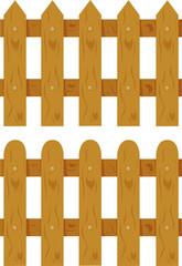 Illustrator of fence