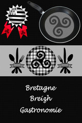 Bretagne - Breizh -  Gastronomie