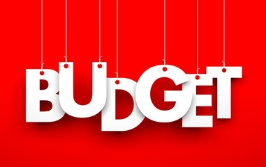 Budget. Word on strings