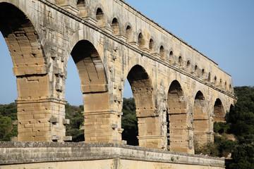 pont du gard ponte romano in provenza francia