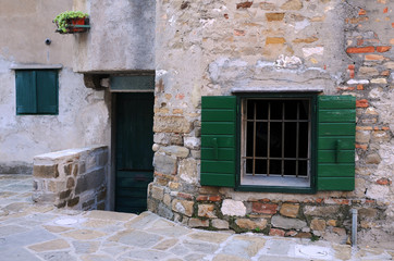 Part of the House in Grado