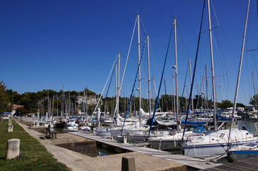 Port de plaisance de Mortagne-sur-Gironde