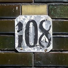 Number 108