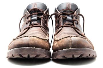 botas de cordones