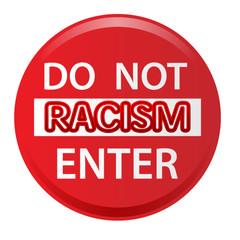 Razzismo do not enter