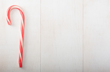 Single candy cane