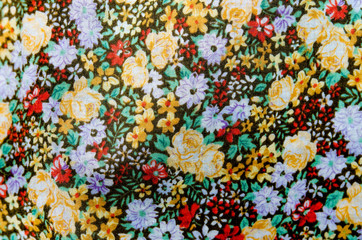 fabric pattern flower