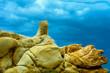 canvas print picture - Sandstein