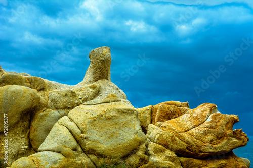 canvas print picture Sandstein
