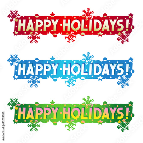 Holiday Greeting Happy Holidays Buy Photos Ap Images Detailview