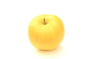 黄色いリンゴ