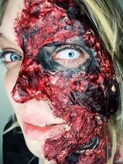 Zombie Nahaufnahme
