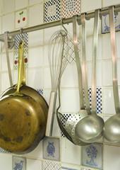 Kellen in einer Küche
