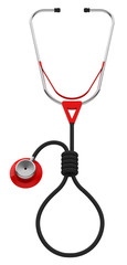 the stethoscope
