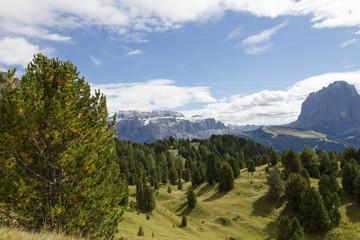 Geislergruppe Dolomiten