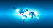 mondo, hi tech, sfondo, internet, comunicaizone - 72098700