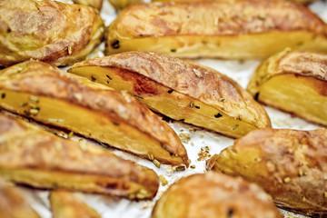 Grilled Potatos