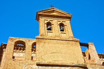 Toledo, Sinagoga del Tránsito, Museo Sefardí, España