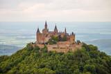 Obraz na płótnie Fairy tale Castle Hohenzollern