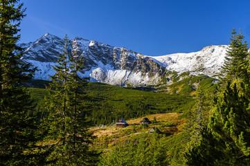 High Tatra mountains