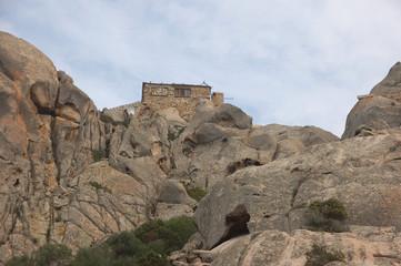 composizioni di granito e rovine