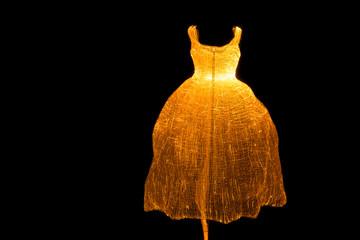 Фестиваль Круг Света. Царицыно. Светящиеся платья.