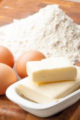 Ingredienti per fare la pasta frolla