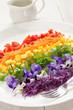 rainbow super salad
