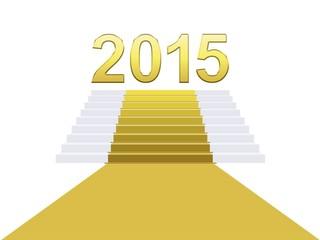 2015 Nouvelle année