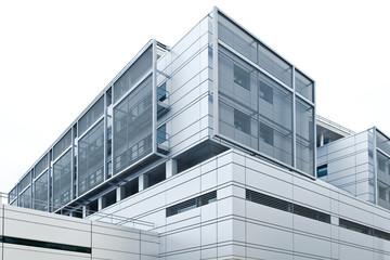 Industriebau - modernes Gebäude - Halle