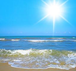 Bright Holiday Idyllic Vacation