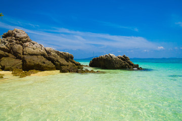 Beach Holiday Heavenly Blue
