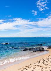 In a Sunny Paradise Divine Coastline