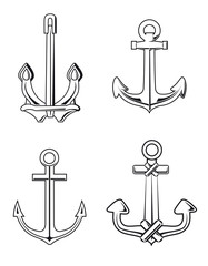 Anchors set