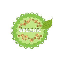 Badge Organic